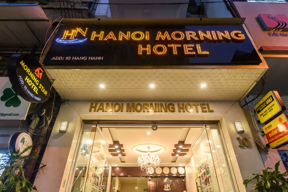 Hanoi morning Hotel